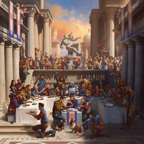 Logic (feat  Damian Hudson)- Black SpiderMan (Music Video